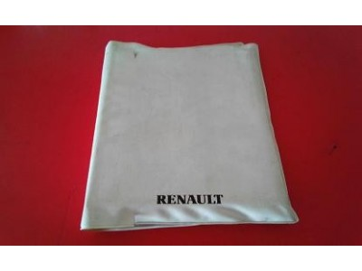 Renault - Bolsa para manual do condutor