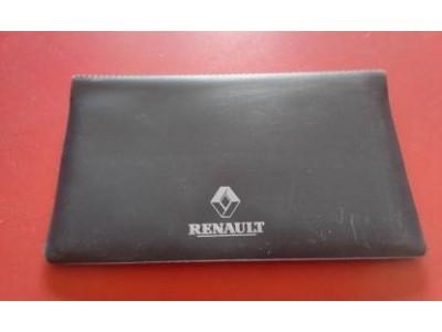Renault - Bolsa para manual de condutor