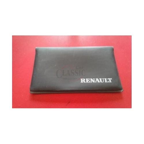 Renault - Bolsa para manual do condutor