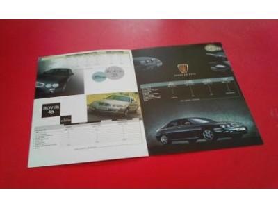 Rover - Catalogo de modelos