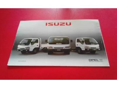 Isuzu - Catálogo de lançamento