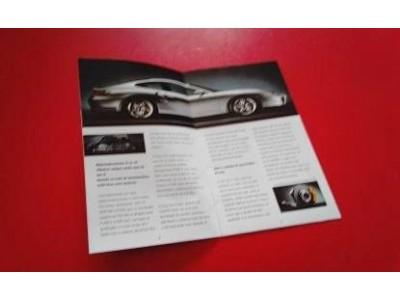 Porsche - Catálogo de lançamento