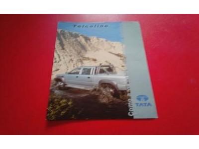 Tata Telcoline - Catálogo de lançamento