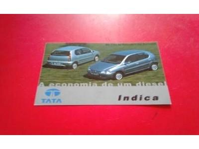 Tata Indica - Catálogo de lançamento