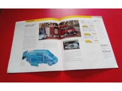 Fiat Ducato II - Catálogo de lançamento