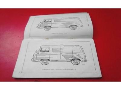 Morris J4 - Manual do condutor (BMC  J4M10)