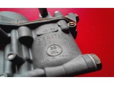 Citroen HY - Carburador Zenith (28 INL)