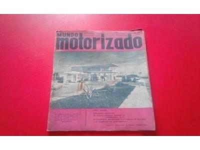 Revista - MUNDO motorizado (Nº 307 - 1970)