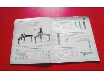 KUKKO - Catálogo de ferramentas (Extracteurs)
