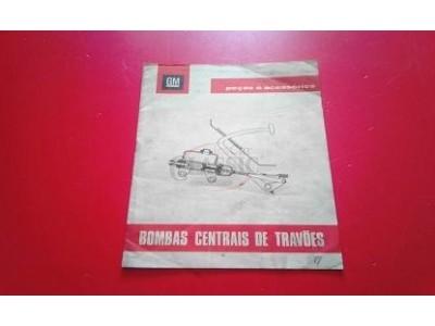 GM - Manual de resolução de sistema travagem