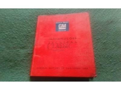 Manual de Informações Técnicas - (GENERAL MOTORS Serviço - 1971)