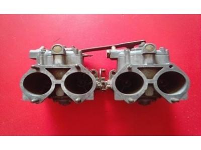 Lancia Fulvia 1.6 HF - Conjunto de carburadores SOLEX (C42 DDHF)