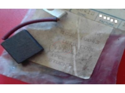 Ford - Jogo de escovas carvão (LUCAS)