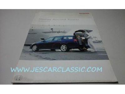 Honda Accord VI - Catálogo de acessórios