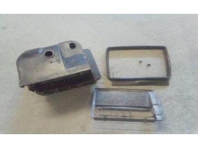 Fiat 127 II 900C - Caixa de aquecimento e ventilação