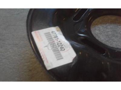 Toyota Corolla - Deflector do disco travão direito