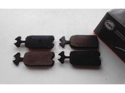 Citroen 2CV / Citroen Dyane - Jogo de pastilhas travão