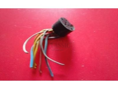 Citroen GS / Citroen GSA - Ficha do interruptor de ignição e arranque