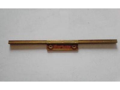 Aplicação Desconhecida - Calha de suporte vidro porta (395mm)