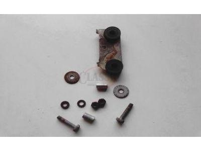 Citroen 2CV / Citroen HY - Suporte de fixação do motor limpa vidros (SEV MARCHAL)