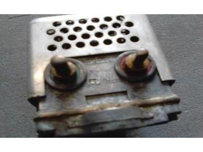 Citroen 2CV / Citroen HY / Renault 4CV - Motor de limpa vidros 6V (SEV MARCHAL)