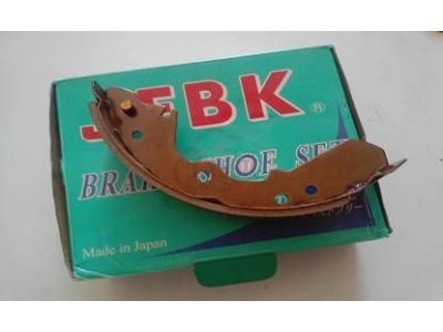 Bedford KBD - Jogo maxilas de travão (254x50mm)