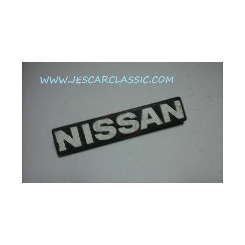Nissan Sunny B11 - Emblema principal