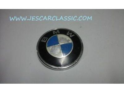 BMW Serie E02 E10 / BMW Serie 3 E21 / BMW Serie 7 E23 - Emblema traseiro (BMW)