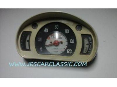 Fiat 600 - Quadrante de conta Kms (VEGLIA)