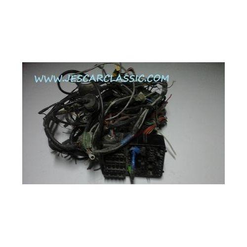 Ford Escort MKIII - Cablagem de instalação