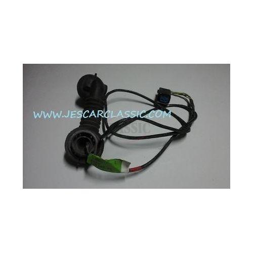 Ford Escort MKV - Cablagem instalação de porta esquerda