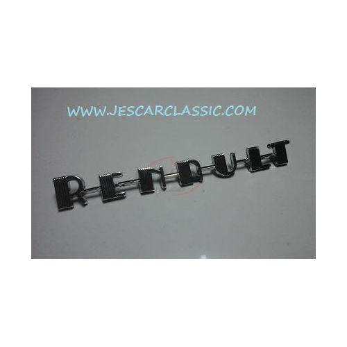 Renault 8 / Renault Dauphine / Renault Gordini / Renault Ondine - Emblema lateral