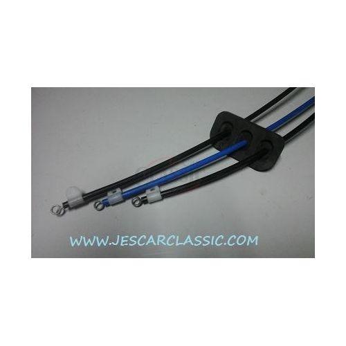Lancia Y10 I - Conjunto de cabos de comando ventilação habitáculo