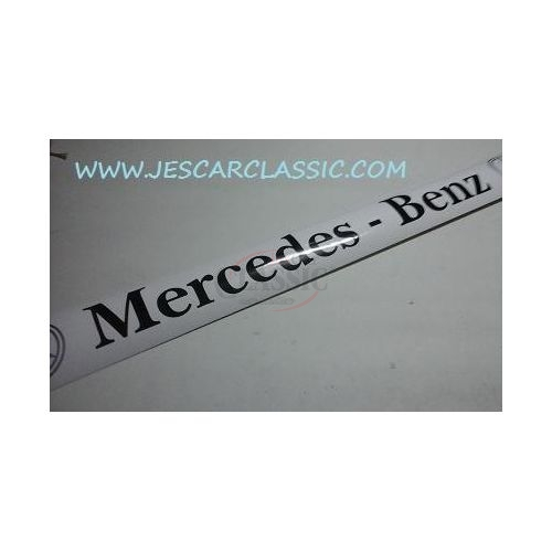 Mercedes-Benz - Faixa decorativa de para-sol