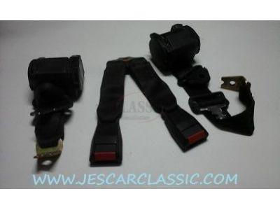 Ford Sierra MKI - Jogo de cintos segurança traseiros com desenrolador