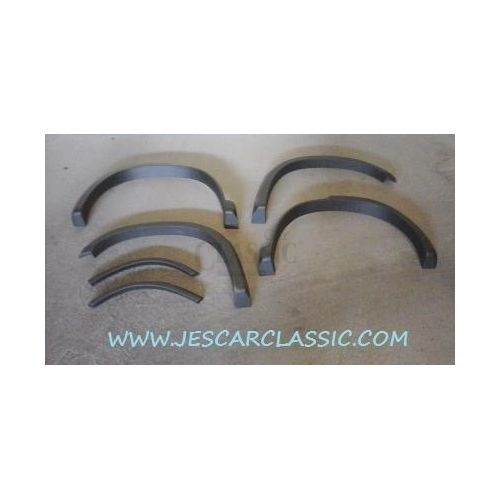 Suzuki Vitara - Jogo de (6) abas dos guarda-lamas