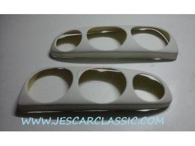 Ford Fiesta MKIV - Jogo de mascaras de farol