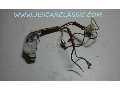 Mercedes-Benz W123 - Cablagem de instalação farol principal esquerdo (BOSCH)