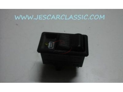 Ford Escort MKIII / Ford Orion MKI - Interruptor de desambaciador do vidro óculo traseiro